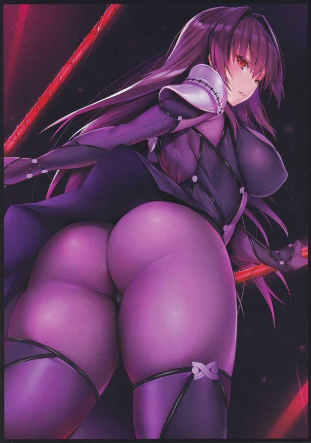 【エロ同人 FGO】Fate/Grand Orderのヒロインたちのセクシーな美麗フルカラーイラスト集!!【無料 エロ漫画】 (8)