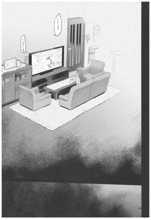 【エロ同人 よろず】高倉晶馬が多蕗のお面をかぶって荻野目苹果と中出しセックスしまくってるよwww【無料 エロ漫画】 (48)