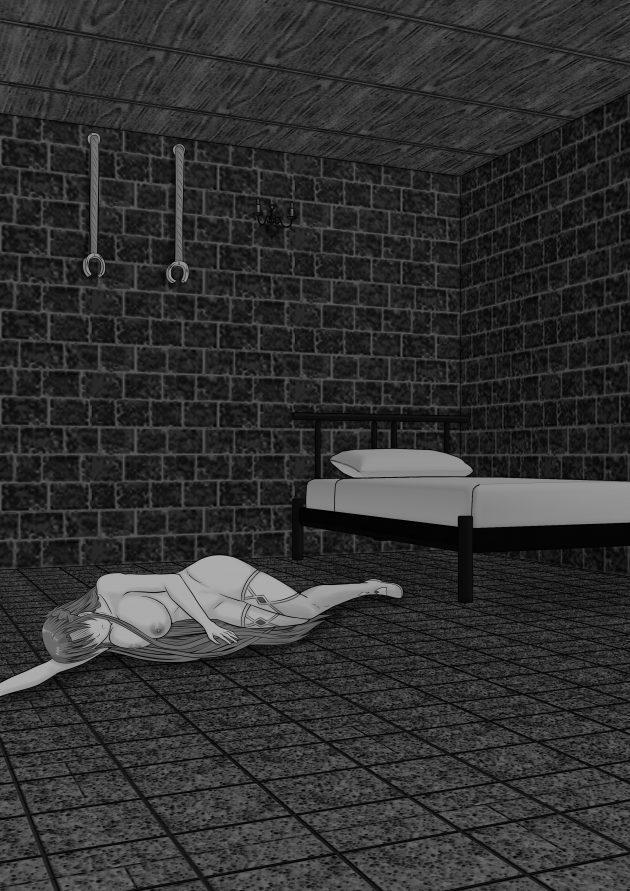 【エロ同人 SAO】アリスの場所を聞き出すがために拘束されたアスナが胸を弄ばれ…【無料 エロ漫画】 (72)
